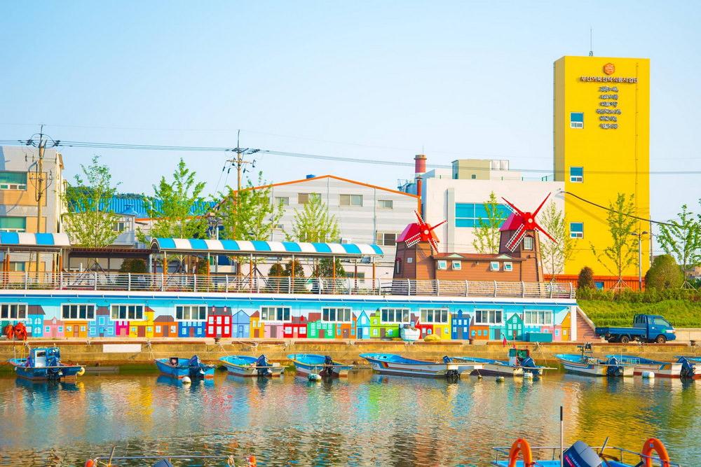 釜山新景點|長林站》長林浦區異國情調的陽光港口怎麼去?