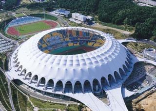 釜山亞運會主競技場怎麼去?부산아시아드주경기장|釜山對內交通
