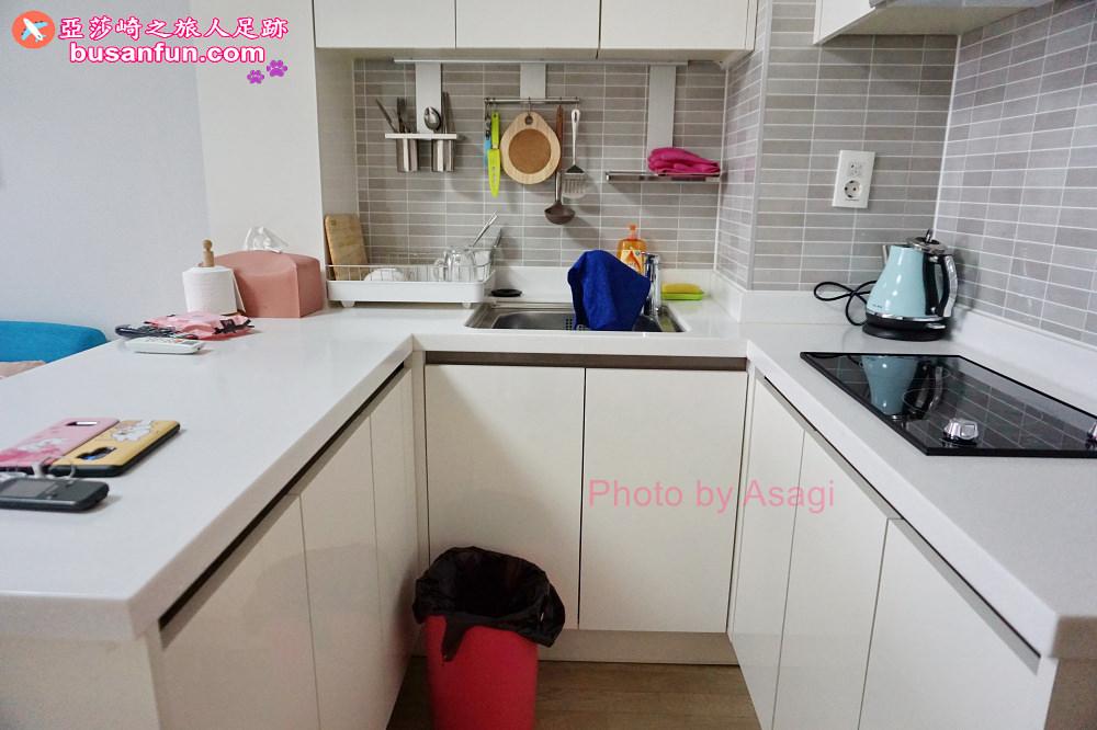 釜山西面住宿|珍妮的家寬敞舒適全新裝潢|到AsiaYo亞洲遊訂房平台就對了