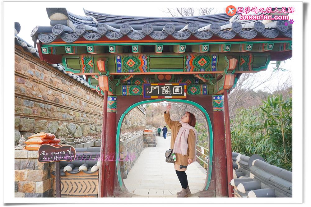 江原道景點|襄陽洛山寺風景秀麗的日出之地