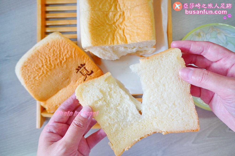 一覺吐司専門店 蓬鬆柔軟極細緻日本超夯生吐司台中就吃得到!