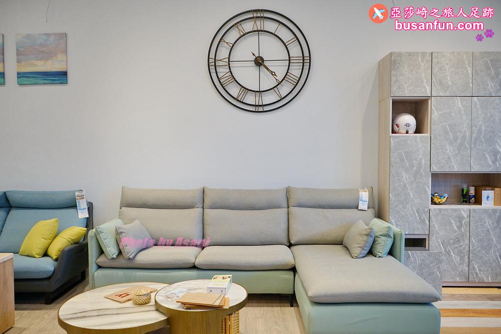 台中家具推薦 日本直人木業 低預算 輕裝潢