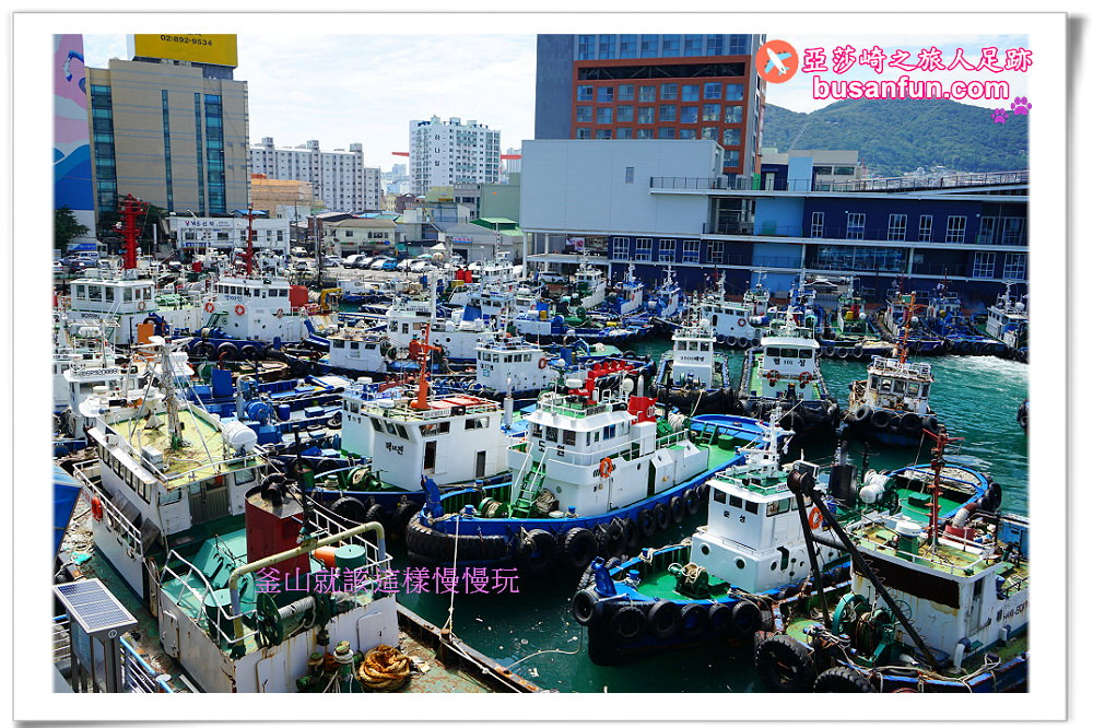 釜山新景點 影島咖啡 카페마렌 影島大橋 南浦站景點 南浦站咖啡
