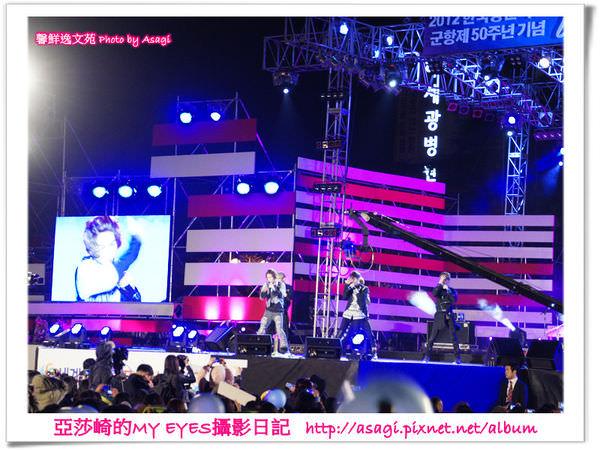 2012鎮海軍港節0331前夜祭韓流演唱會SHINee